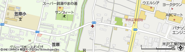 松本建築設計事務所周辺の地図