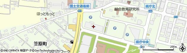 日本原子力発電株式会社茨城総合事務所周辺の地図