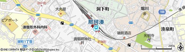 那珂湊通運株式会社 運送周辺の地図