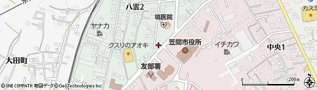 関電化センター周辺の地図