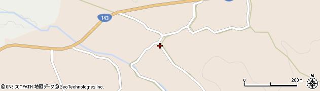 長野県松本市中川(藤池)周辺の地図