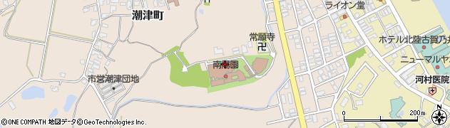 石川県加賀市潮津町(ム)周辺の地図