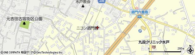 柳屋製菓周辺の地図