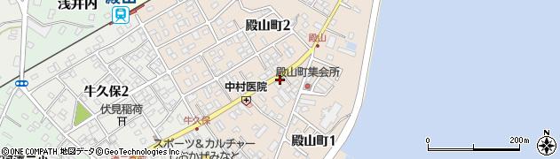 とのやま薬局周辺の地図