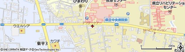 有限会社野村燃料周辺の地図