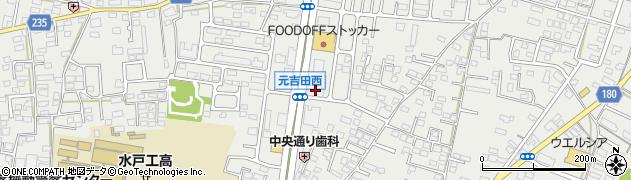東日本メディコム株式会社周辺の地図