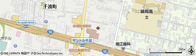 茨城電設株式会社 本社周辺の地図