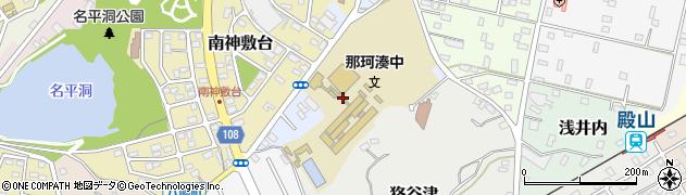 茨城県ひたちなか市廻り目周辺の地図