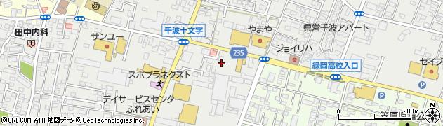 有限会社水穂工務店周辺の地図