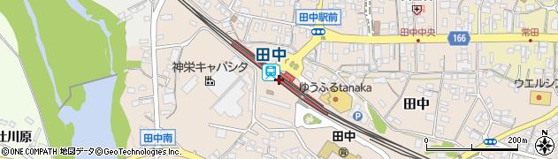 長野県東御市周辺の地図
