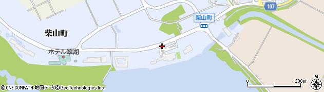 石川県加賀市柴山町(し)周辺の地図