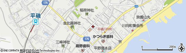 双葉薬舗周辺の地図
