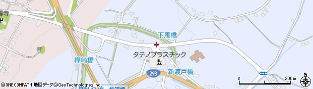 栃木県足利市樺崎町周辺の地図