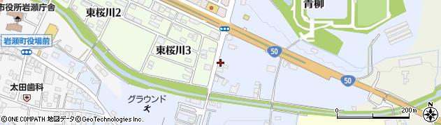 筑宝産業株式会社周辺の地図