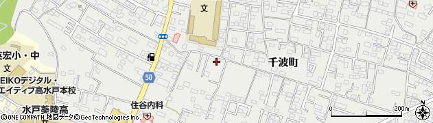 しどみ美容室周辺の地図