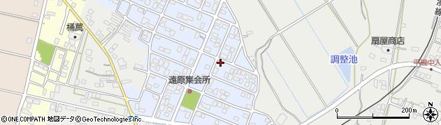 茨城県ひたちなか市平磯遠原町周辺の地図