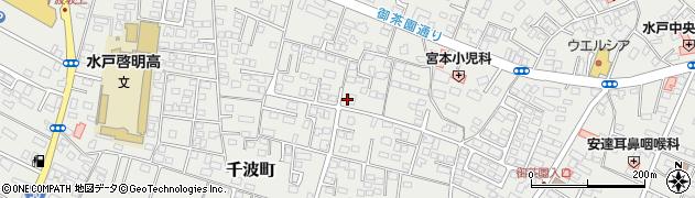 石井酒店周辺の地図