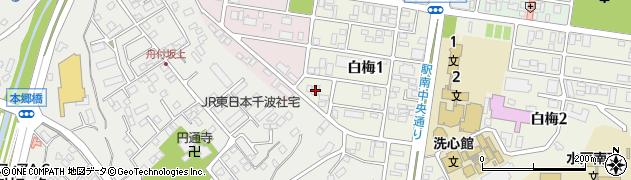 株式会社アスター 北関東営業所周辺の地図