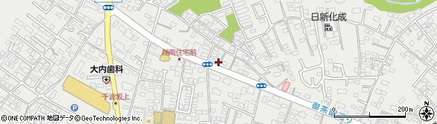 ハイパーネット周辺の地図