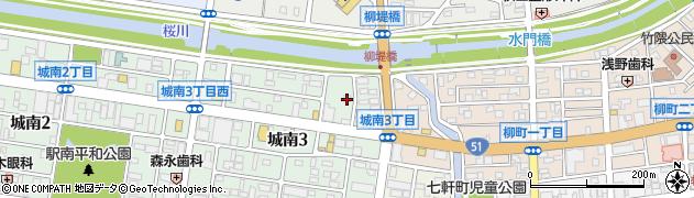 三機計装株式会社周辺の地図