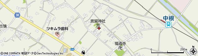 茨城県ひたちなか市三反田周辺の地図