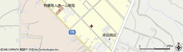 茨城県ひたちなか市烏ケ台周辺の地図