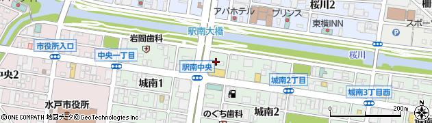 清水建設株式会社 茨城営業所周辺の地図