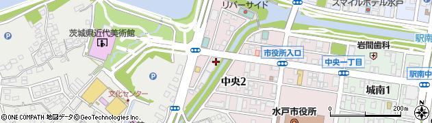 有限会社木村商事周辺の地図