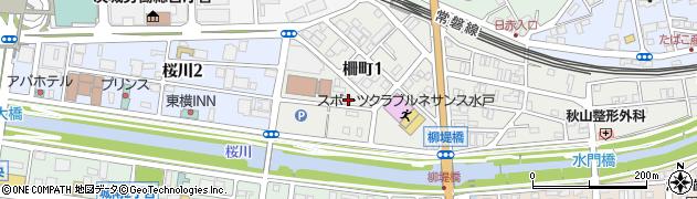 みとカウンセリングルーム・どんぐり周辺の地図