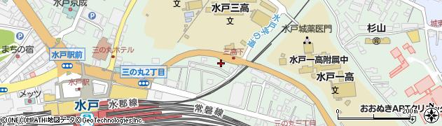 はり・きゅう吉田治療所周辺の地図