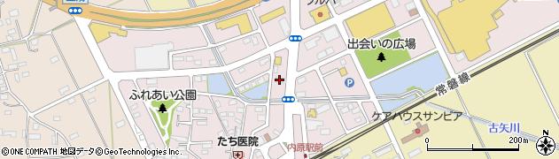 森田屋周辺の地図