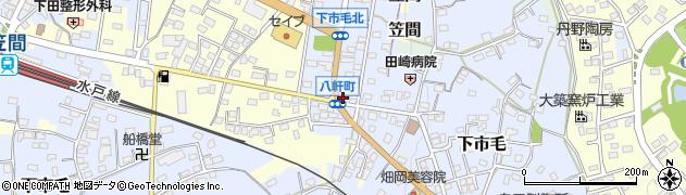 陶正周辺の地図
