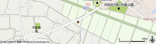 KENBI脱毛センター周辺の地図