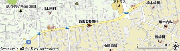 中村クリーニング周辺の地図