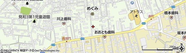 有限会社丸仲自動車周辺の地図