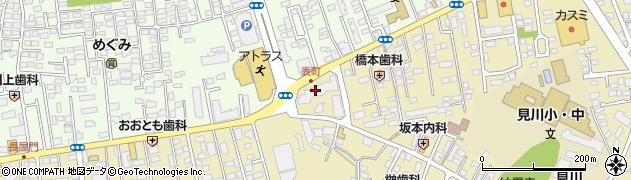 イーストヒル(ブティック)見川店周辺の地図