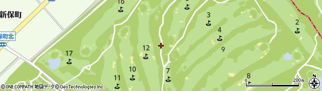 石川県加賀市新保町(ハ)周辺の地図