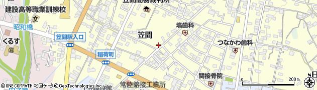 株式会社フードセンター周辺の地図