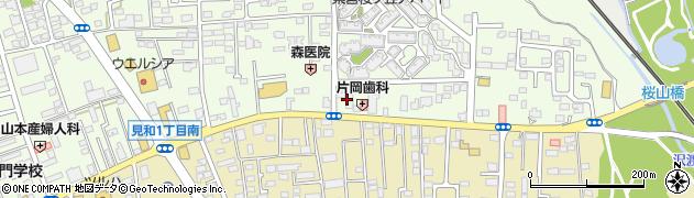 エムズヘアースペース周辺の地図