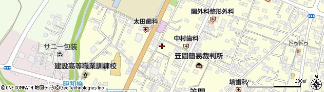 有限会社中村工務店周辺の地図