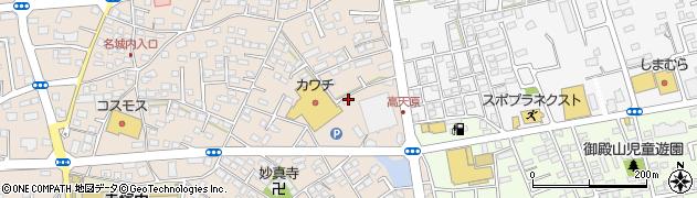 茨城倉庫株式会社 赤塚営業所周辺の地図