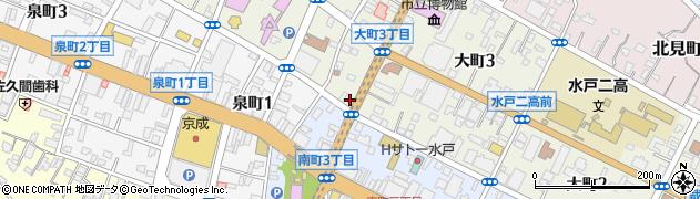 河原井電機商会周辺の地図