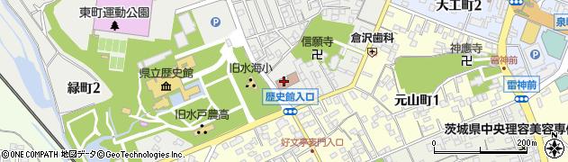 茨城県子ども会育成連合会周辺の地図