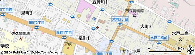 小堀巖美容室 クチュール事務所周辺の地図