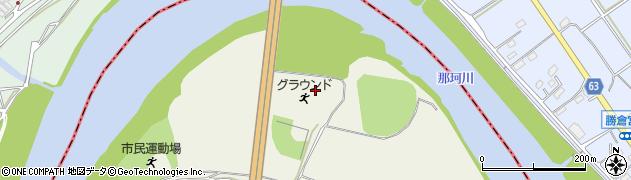 茨城県水戸市若宮町周辺の地図