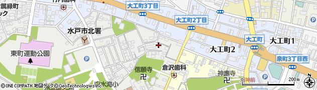 阿部建設株式会社周辺の地図