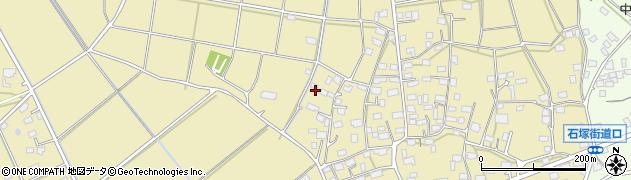 茨城県水戸市杉崎町周辺の地図