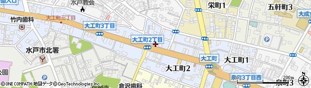 プリンセス三雅周辺の地図