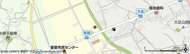 有限会社栗原重機商会周辺の地図