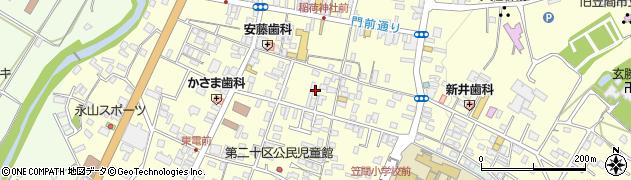 松廼家周辺の地図